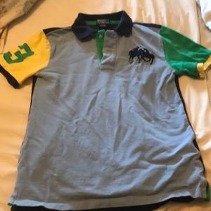 Polo Ralph Lauren size 10-12 Medium shirt